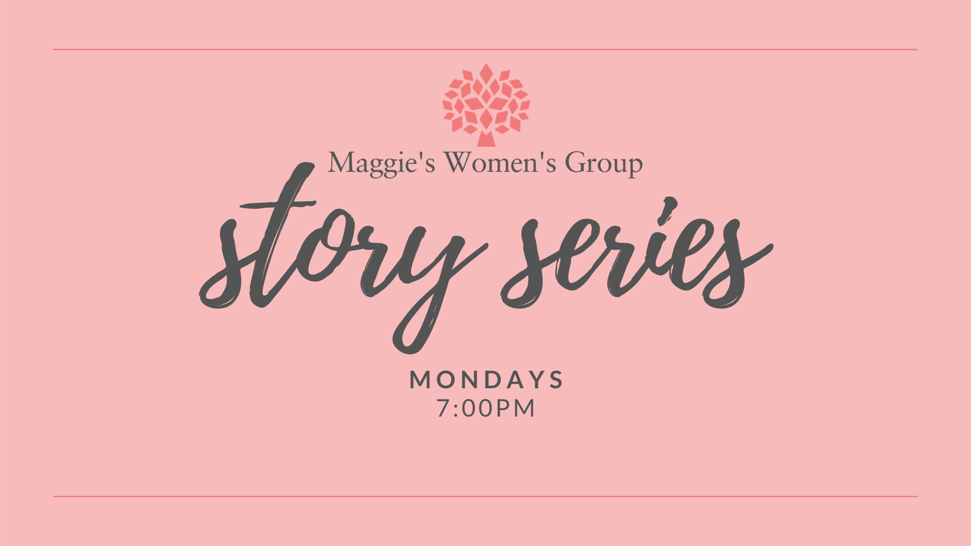 Maggie's Women's Group Story Series | The Magdalen House | Alcoholic Women Dallas, Texas